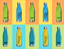 Smart Energy Drink Bottles